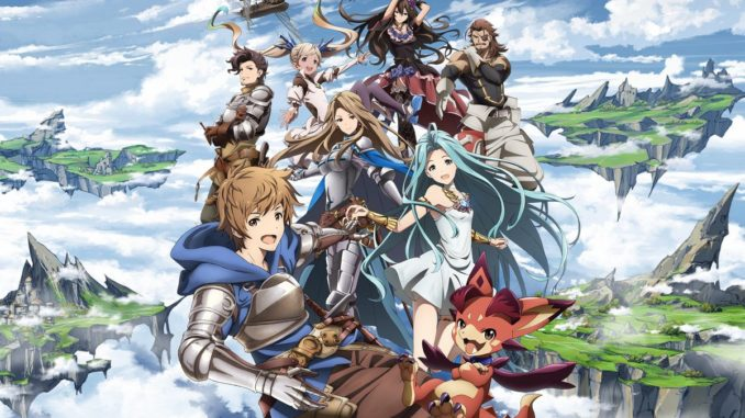Review Granblue Fantasy The Animation Vol1 Blu Ray
