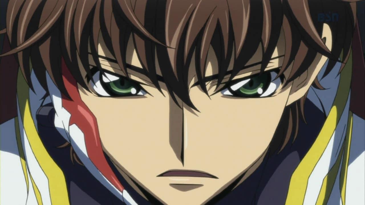 Suzaku Kururugi (Code Geass)
