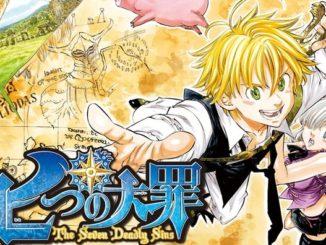 The Seven Deadly Sins Manga-News