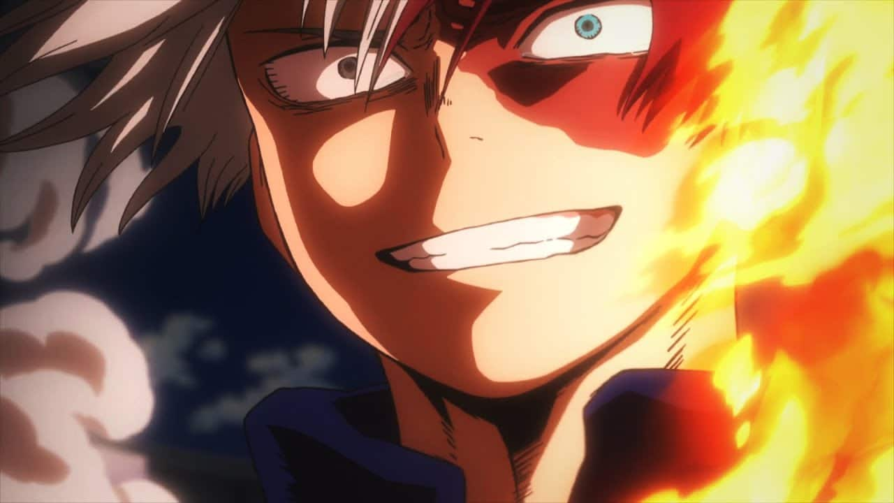 Todoroki Shouto (Boku no Hero Academia)