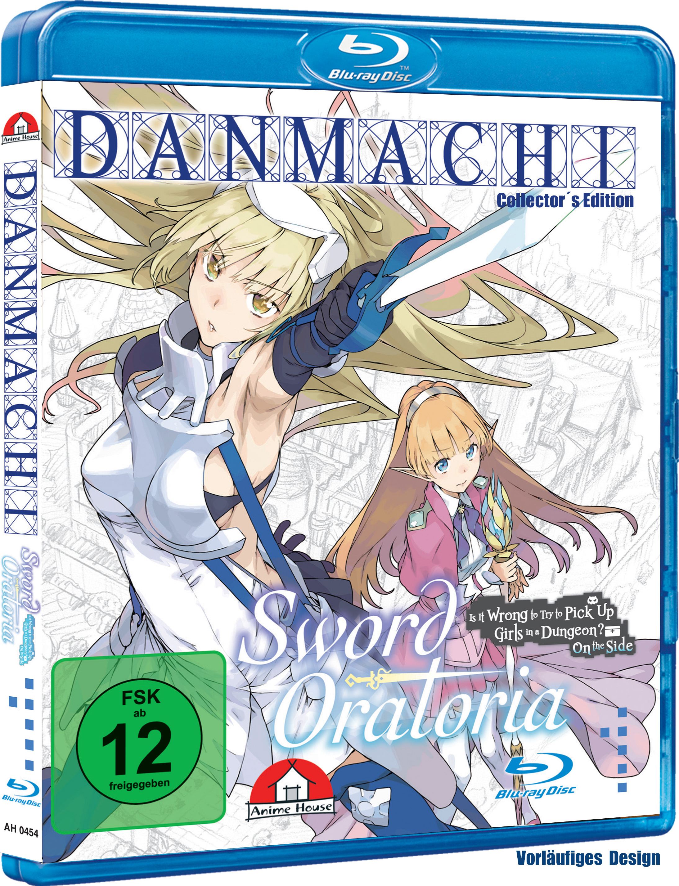 Danmachi Sword Oratoria Bs