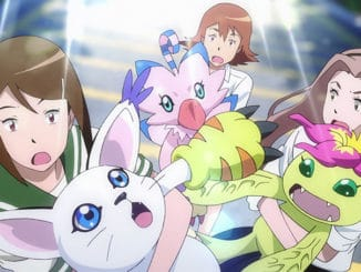 Digimon Adventure tri Chapter 5 Coexistence Artikelbild