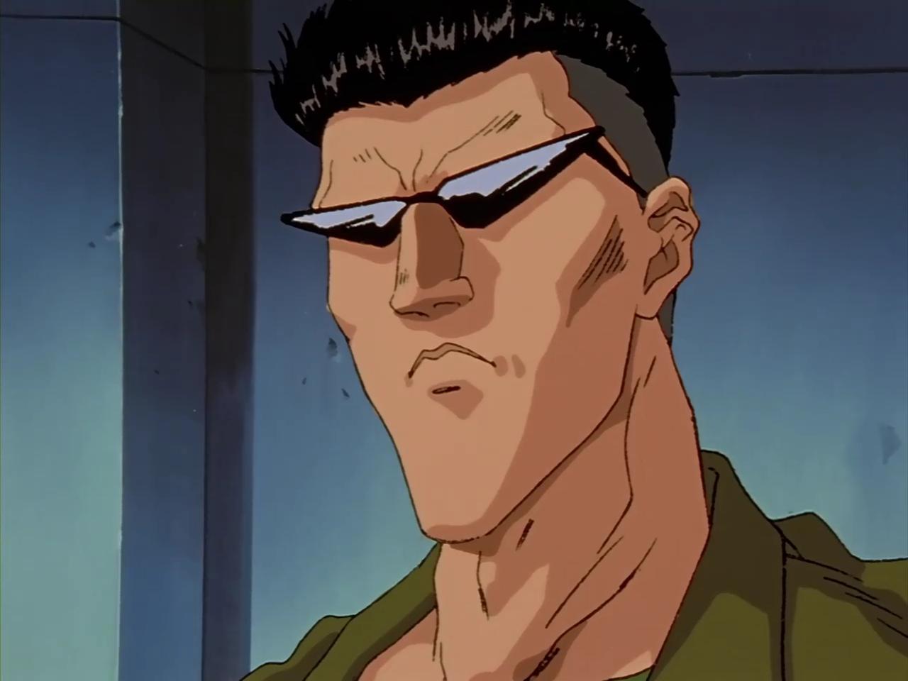 Toguro Otouto (Yu Yu Hakusho)