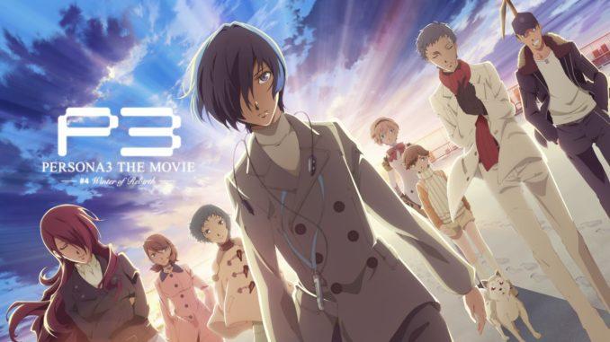 Persona 3 The Movie 04 Winter Of Rebirth Deutscher Clip Veroffentlicht