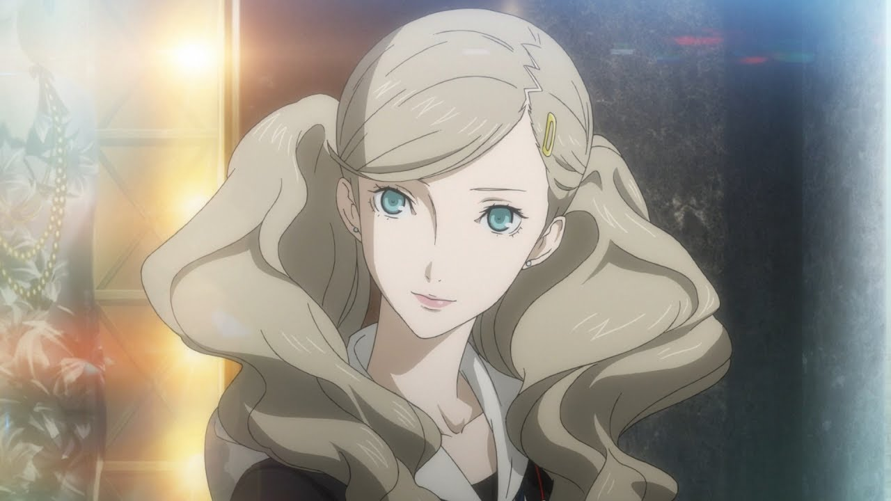Ann Takamaki (Persona 5 the Animation)