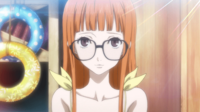 utaba Sakura (Persona 5 the Animation)