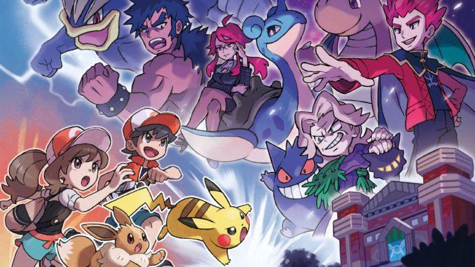 Pokémon: Let's Go Pikachu & Evoli