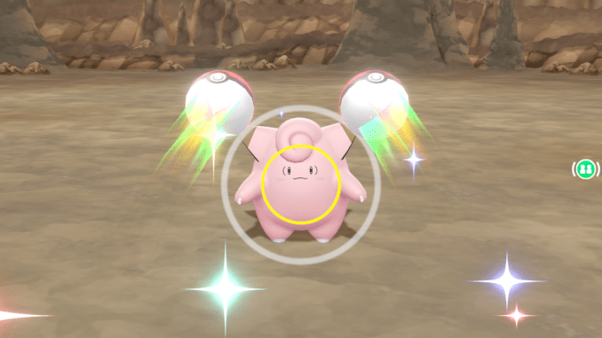 Pokemon Koop Modus