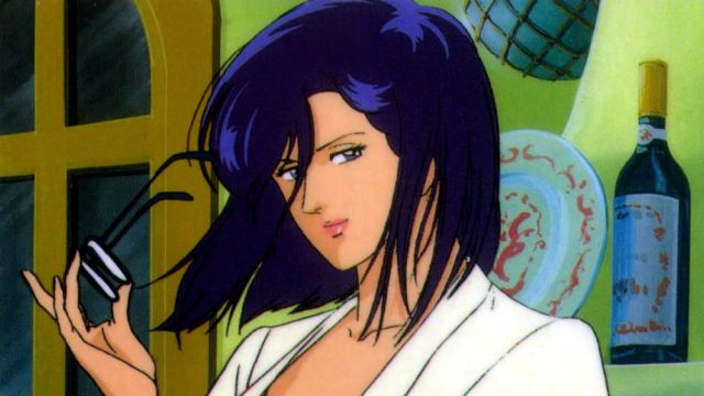 Saeko Nogami (City Hunter)
