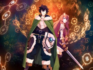 The Rising of the Shield Hero Anime News neu