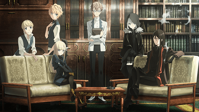 Fate: Lord El-Melloi II Case Files