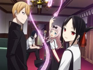 Kaguya Sama Love is War News Titelbild