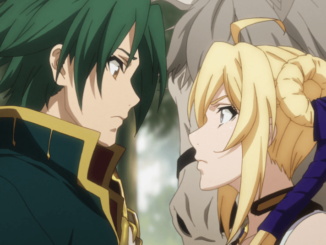Record of Grancrest War Animebild
