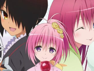 To Love Ru Darkness 2nd Volume 1 Review Titelbild