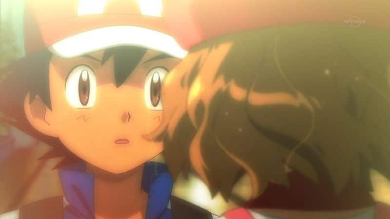 Ash undSerena (Pokemon)