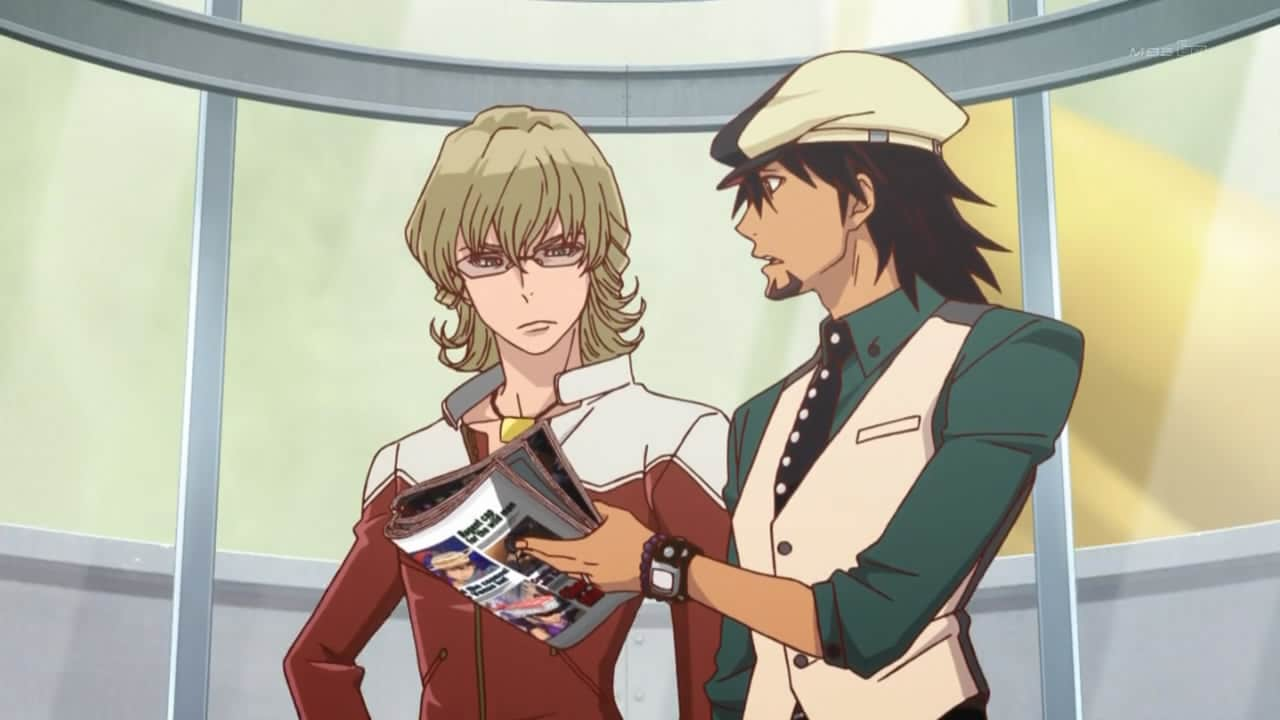 KOTETSU AND BARNABY