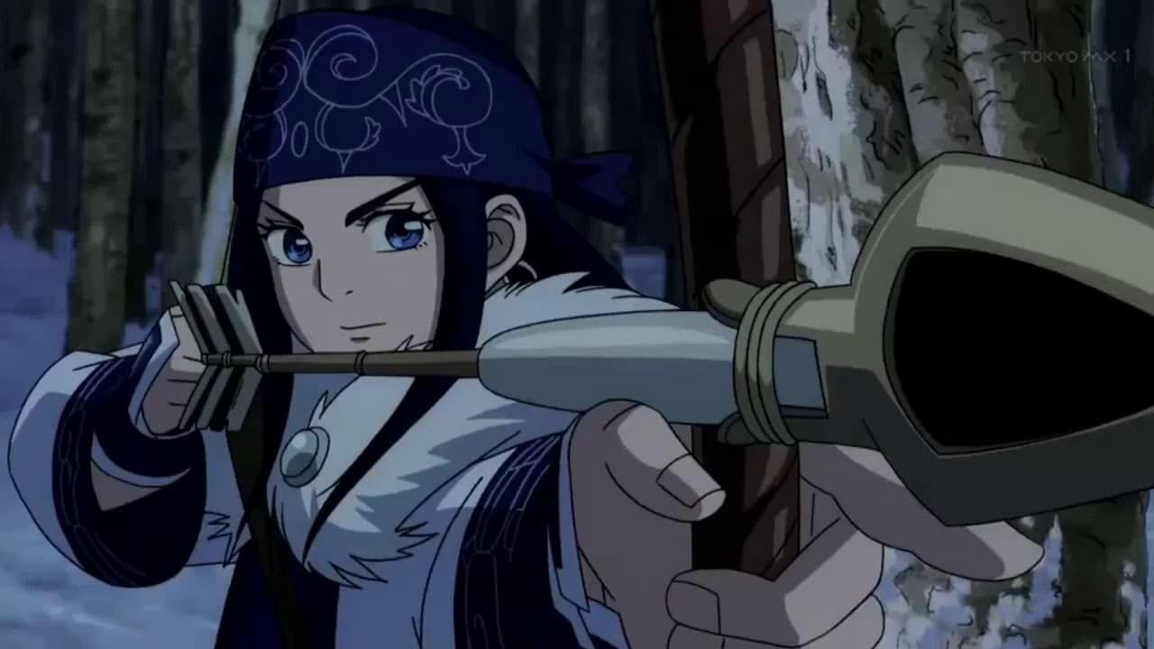 Asirpa (Golden Kamuy)