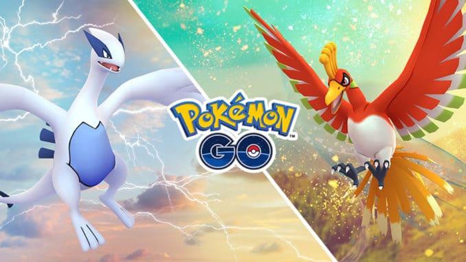 Pokémon Go Legendäres Raidwochenende Mit Lugia Und Ho Oh