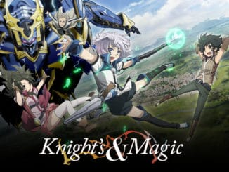 Knights and Magic Titelbild neu 2