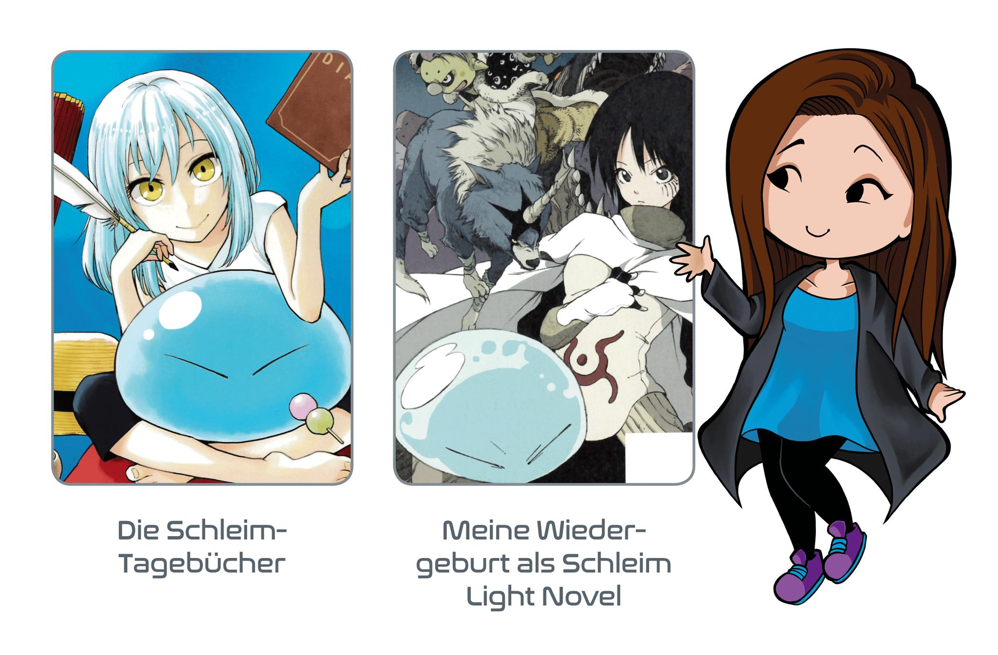 Die Schleim-Tagebücher Band 1 Altraverse Manga