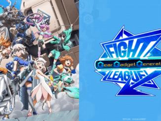 Fight League Anime News