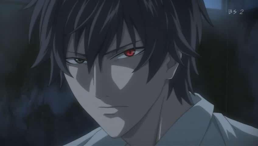 Yakumo Saitou (Psychic Detective Yakumo)