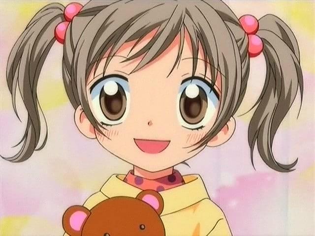 Yuzuyu Sakashita (Aishiteruze Baby)