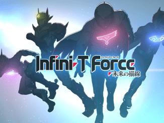 Infini-T-Force-News