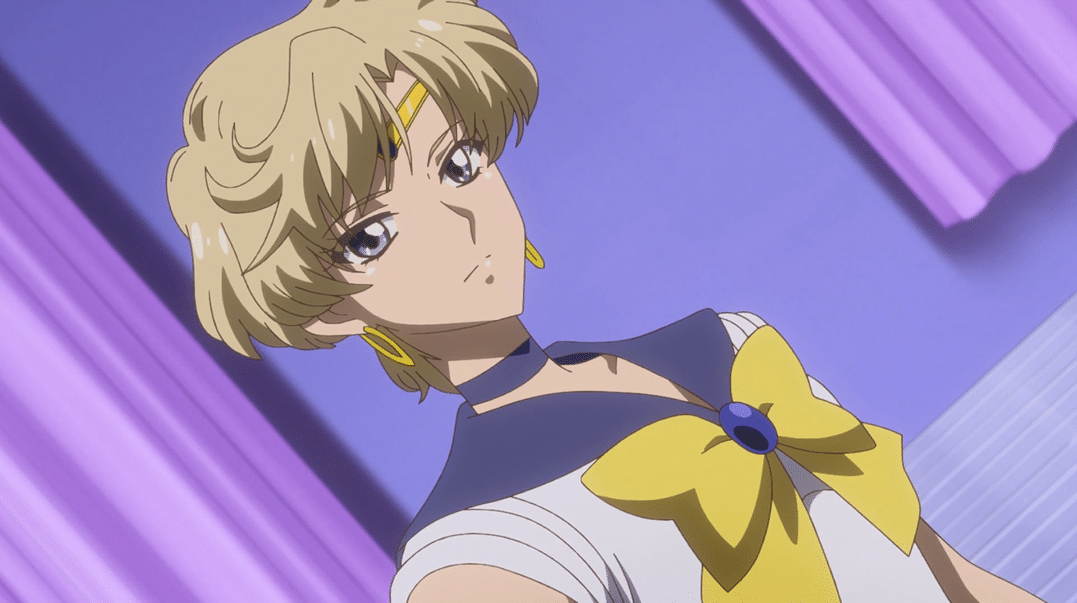 Haruka Tenou/Sailor Uranus(Sailor Moon)