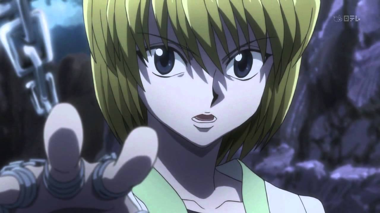 Kurapika (Hunter X Hunter)