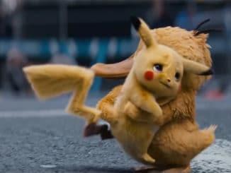 Meisterdetektiv Pikachu Szene