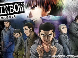 Rainbow Anime Visual 1
