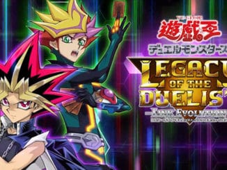 Yu-Gi-Oh! Legacy of the Duelist – Link