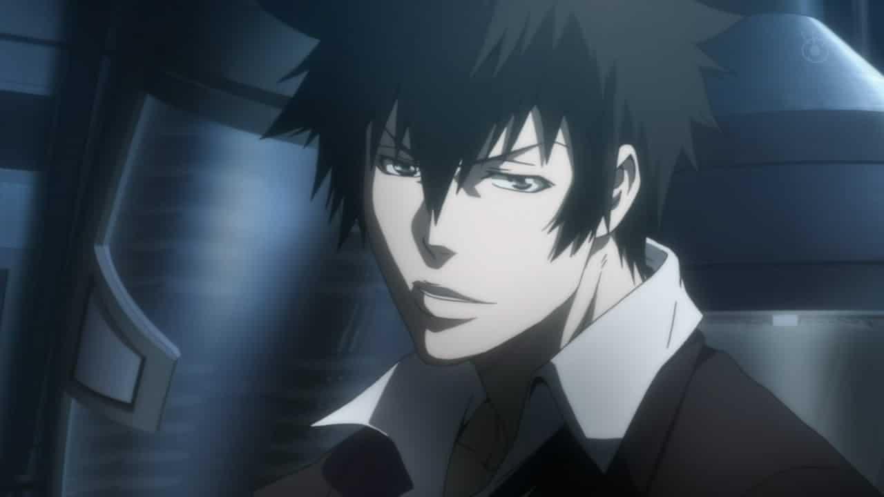 Shinya Kogami (Psycho-Pass)