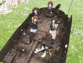 Girls und Panzer Das Finale Film 1 Screenshot