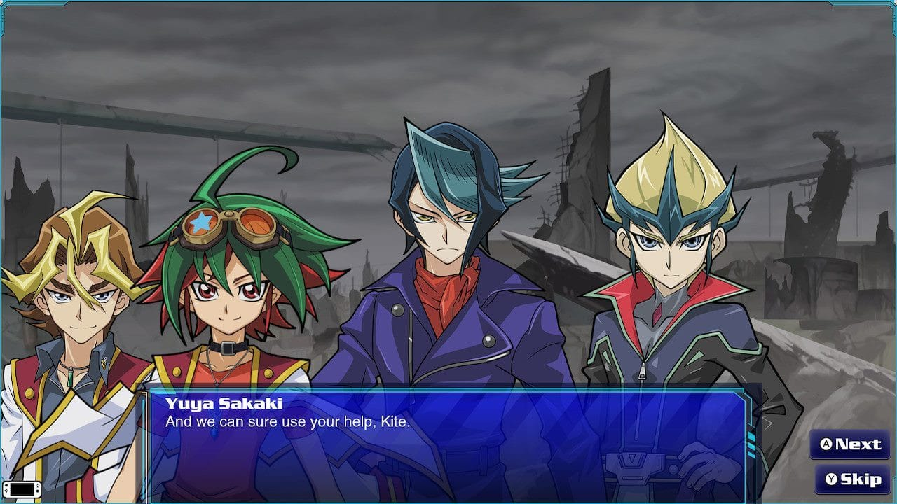 Yu-Gi-Oh! Legacy of the Duelist – Link Evolution