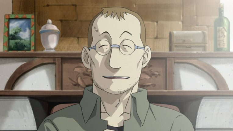 Shou Tucker (Fullmetal Alchemist: Brotherhood)
