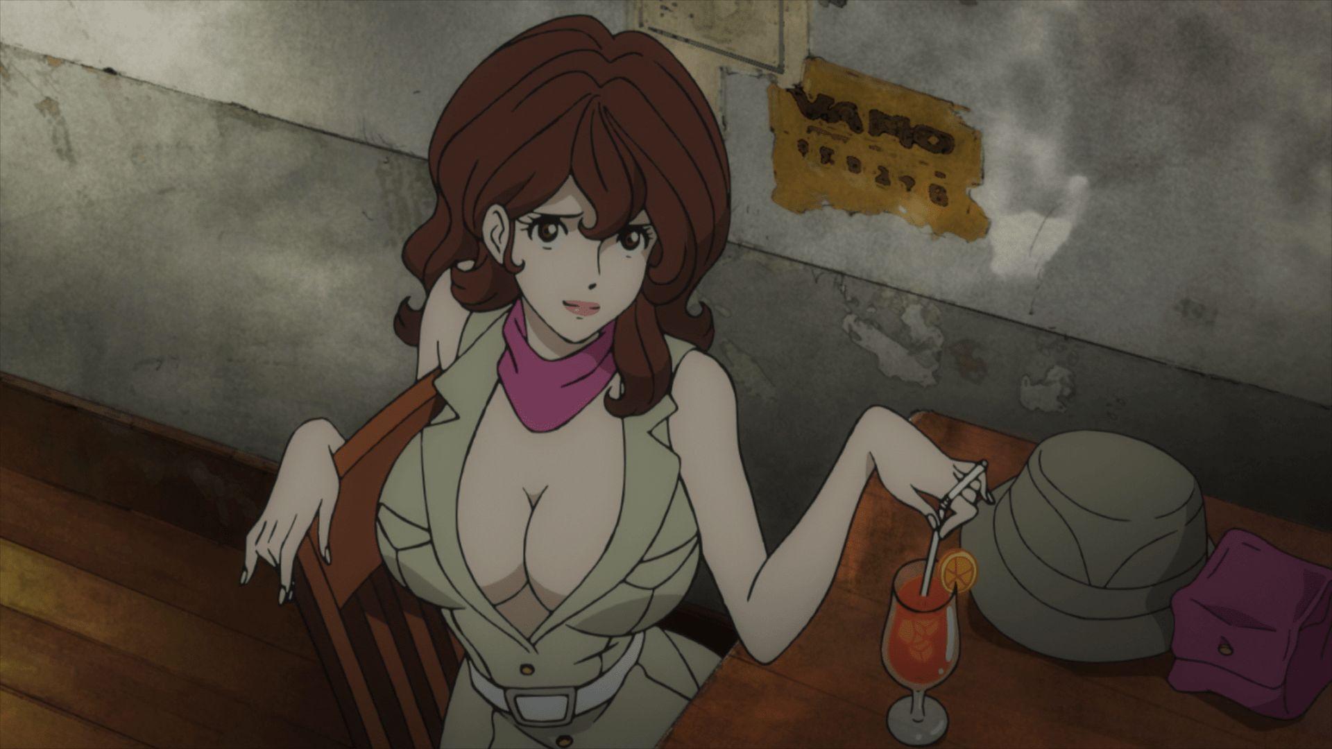 Fujiko Mine (Lupin the IIIrd)
