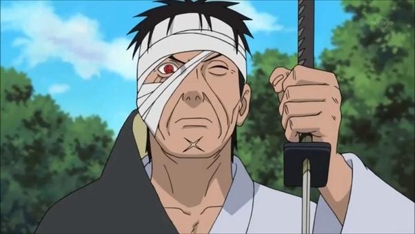 Danzo Shimura - Naruto