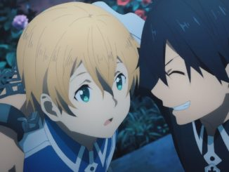 Sword Art Online Alicization Screenshot neu