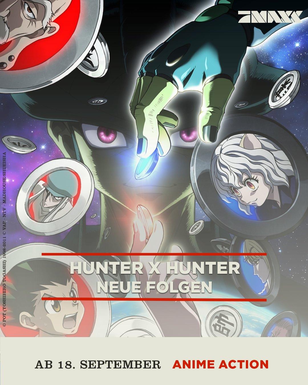 Hunter X Hunter Wie Viele Folgen