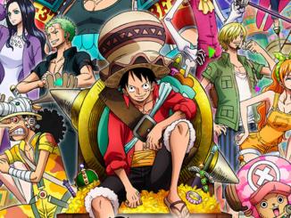 One Piece Stampede Titelbild