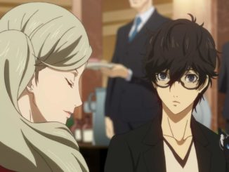 Persona 5 the Animation Titelbild