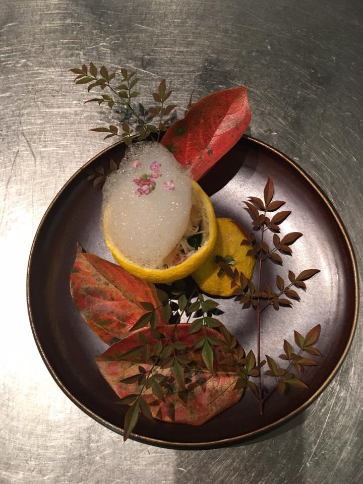 Kaiseki Herbst Yoshizumi Nagaya