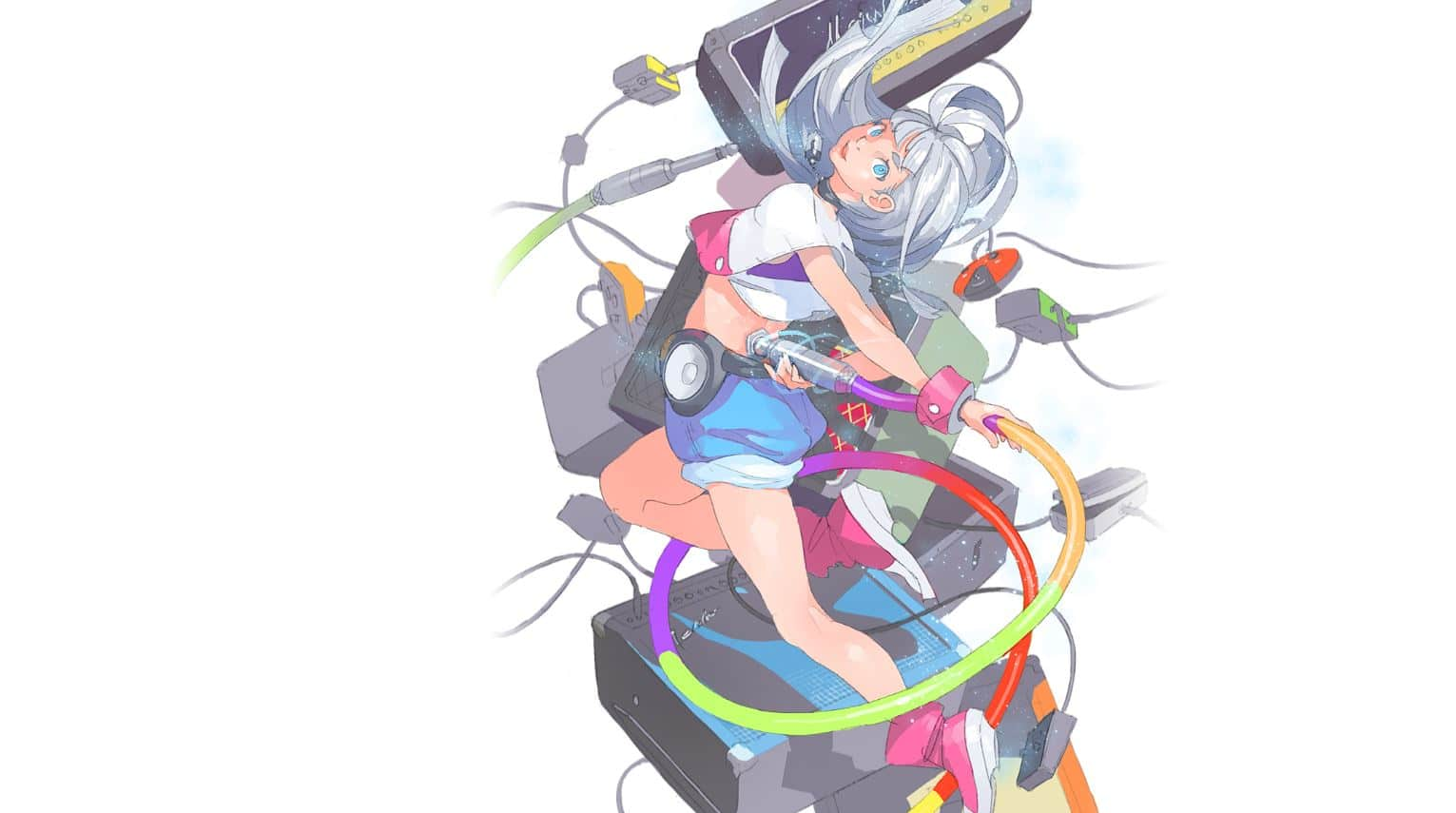 LISTENERS: Starttermin des Original-Anime!